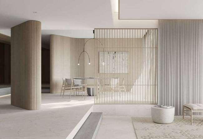 Эко-минимализм. Nassim Mansion в Сингапуре