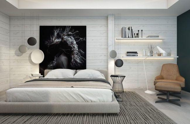 Великолепные идеи интерьера спальни