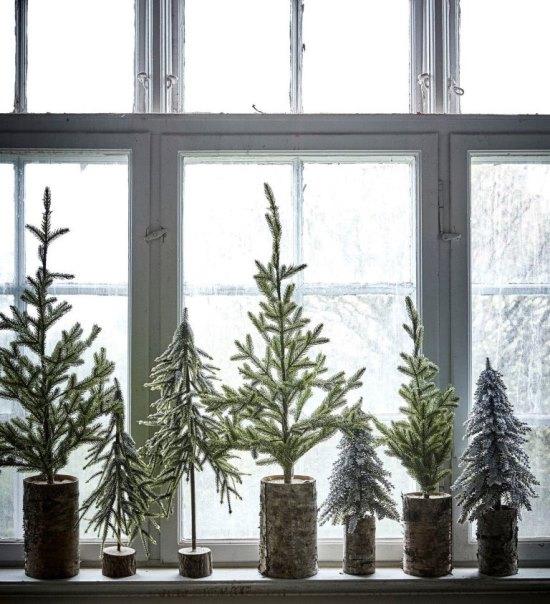 18 идей новогоднего декора в скандинавском стиле