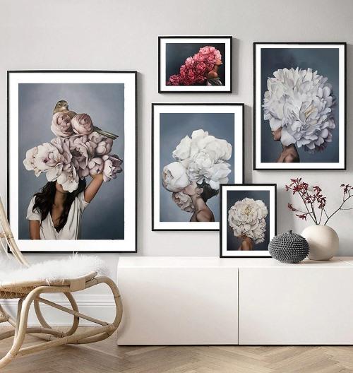 20 крутых вариантов для декора стен
