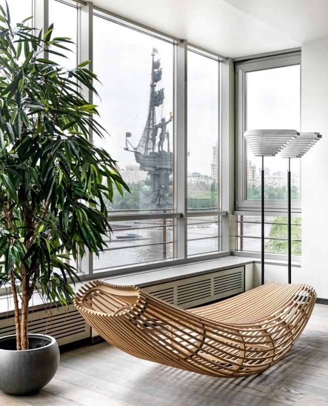 Апартаменты в Москве по проекту Lazzaro Raboni