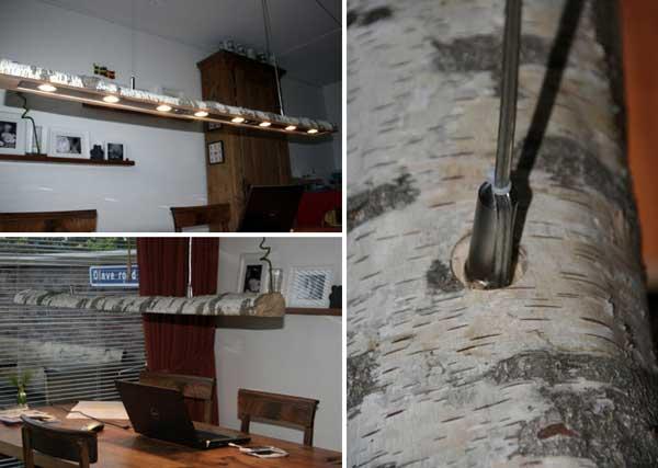 21 идея декора дома с использованием бревен