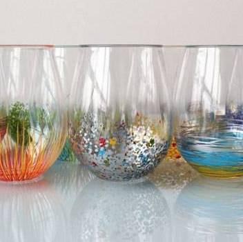 Как украсить простую вазу