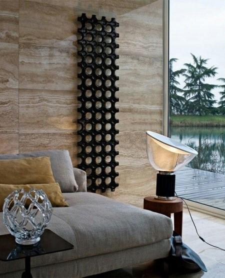 Радиаторы отопления — 28 дизайнерских идей