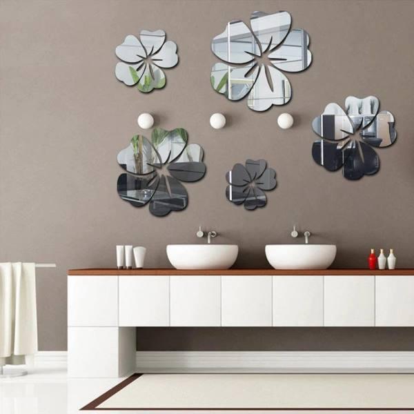 Оригинальные декоративные зеркала в интерьере
