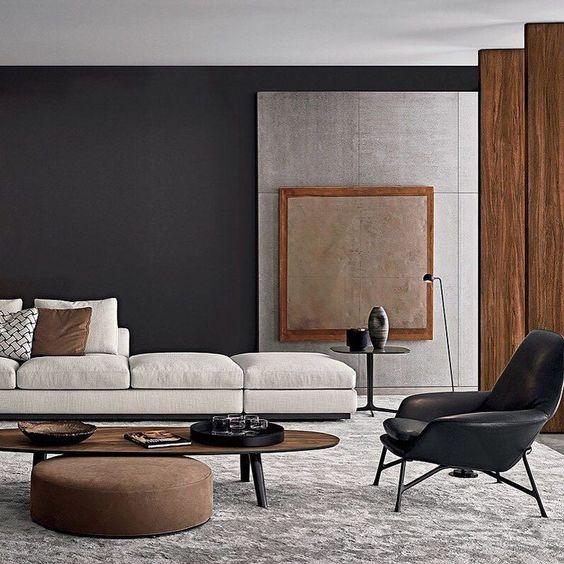 Стильный диван в доме — уют и комфорт