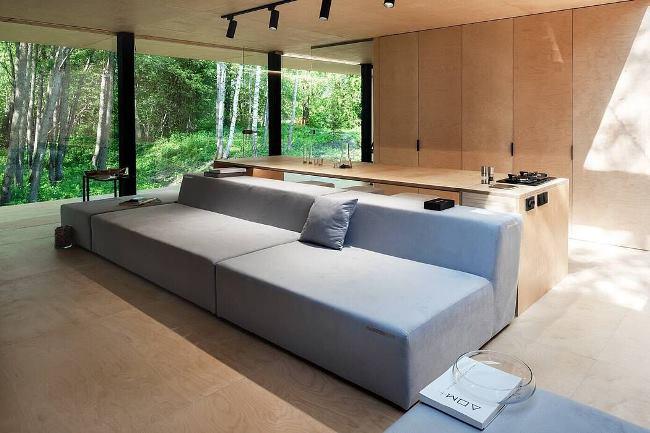 Экологичный каркасный дом 125м² от D.O.M.+