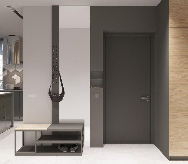 Идеи дизайна прихожей в квартире