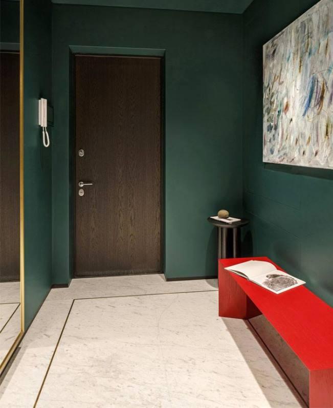 Дизайн прихожей в квартире. 20 фотоидей