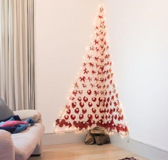 Идеи новогоднего декора дома 2021