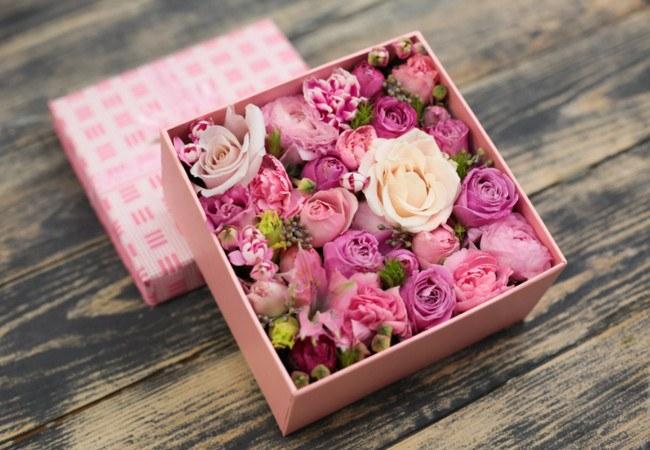 Цветы как подарок. Выбираем лучший вариант