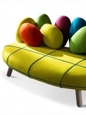 необычные диваны, диван, мебель для гостиных фото, дизайнерская мебель,