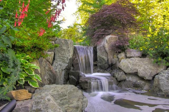 камни в дизайне ландшафта, дизайн сада, валуны на даче, дизайн дачи, ландшафтный дизайн фото