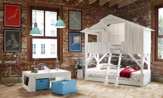 оригинальные детские кровати, детская мебель фото, дизайн мебели, дизайн для детей, дизайн интерьера детской комнаты,