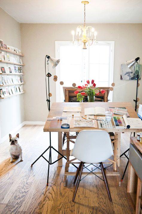 дизайн кабинета, порядок в доме, домашний офис, рабочий кабинет, мебель для работы на дому