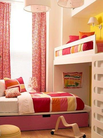 детская мебель фото, мебель для детской комнаты, детская для девочек