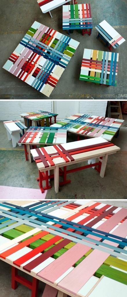 декор мебели своими руками, мебель своими руками фото, дизайнерская мебель, дизайн мебели, уличная мебель
