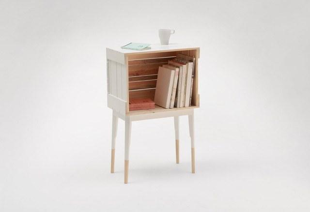 необычная мебель, сочетание цветов в интерьере,