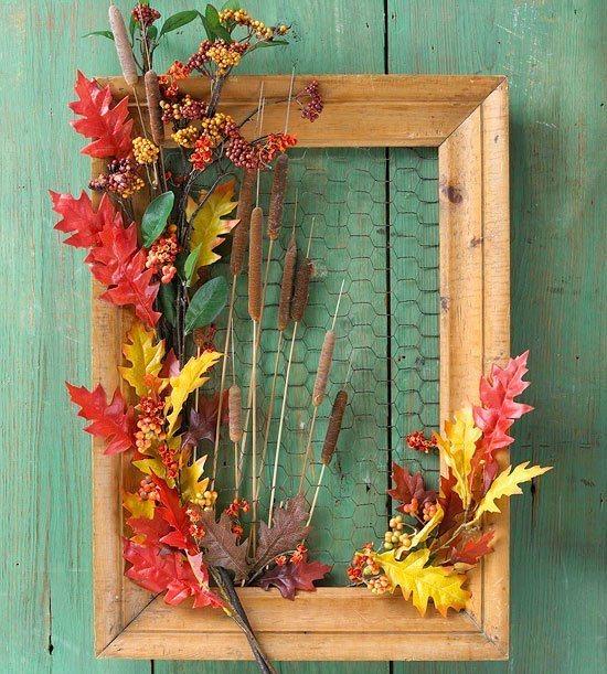 Фото поделки своими руками осень